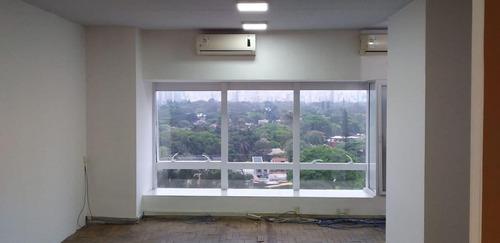 Imagem 1 de 19 de Sala Para Alugar, 112 M² Por R$ 9.500,00/mês - Jardim Paulista - São Paulo/sp - Sa0002