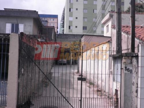 Terreno No  Bairro Rudge Ramos Em Sao Bernardo Do Campo - V-20562