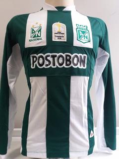 Camisa Atlético Nacional Manga Longa Nova