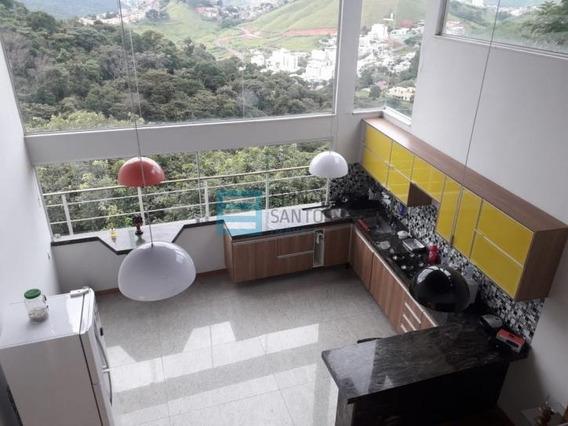 Linda Casa No Santa Maria C/2 Quartos, Excelente Acabamento - 6375