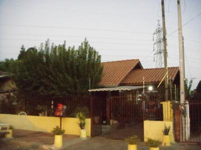 Casa Em Campina Com 2 Dormitórios - Vr12319