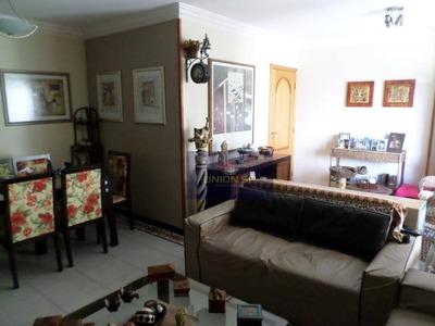 Apartamento Com 4 Dormitórios À Venda, 134 M² Por R$ 1.113.000 - Vila Clementino - São Paulo/sp - Ap36533