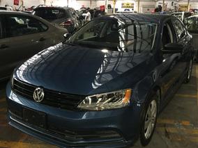 Volkswagen Jetta 2.0 Tiptronic Azul Seda Metálico