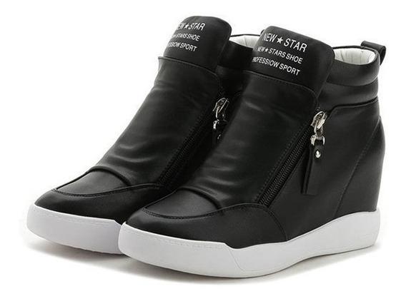 Sneaker Feminino Eiswelt 15667 (importado)