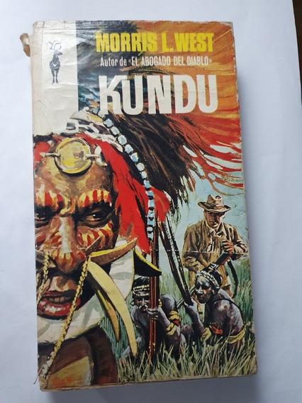 151- Kundu - Morris. L. West - 1967