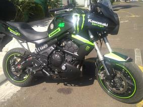 Moto Kawasaki Versys 650cc