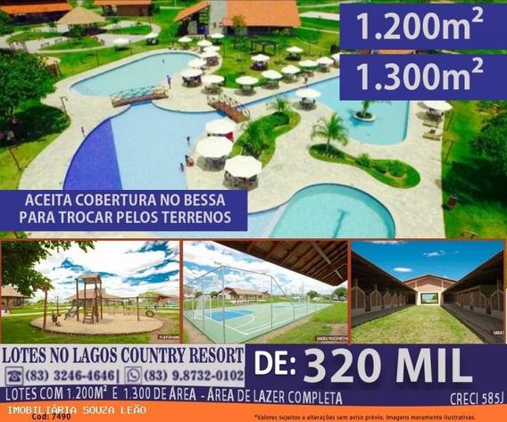 Terreno Para Venda Em João Pessoa, Br-230 - 7490_1-799266