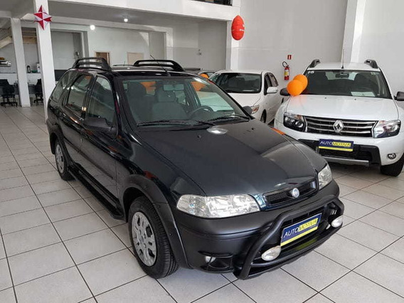 Fiat Palio Weekend Adventure 1.6mpi 16v 4p 2001