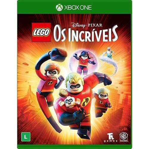 Jogo Lego Os Incríveis Xbox One - Mídia Física