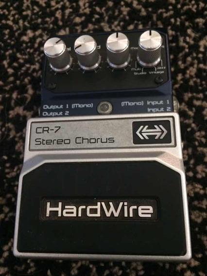Pedal Hardwire Chorus Cr-7