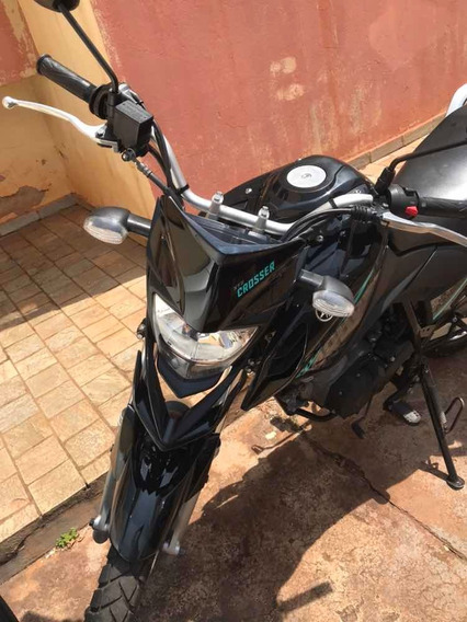 Yamaha Xtz150 Crosser S