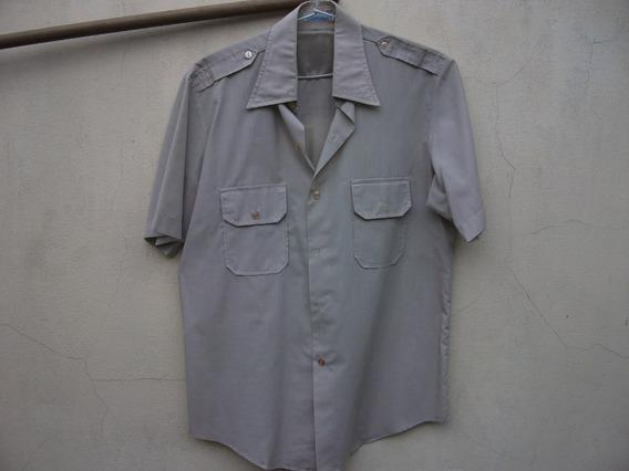 Camisa Estilo Militar - Ejército Argentino Sastrería Militar