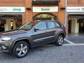 Jeep Grand Cherokee Overland 3.6l At8 4x4