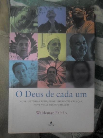 Livro O Deus De Cada Um - Waldemar Falcão