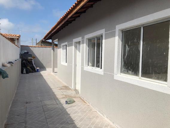 3973 -casa 2 Dormitórios Itanhaém Lado Praia Mcmv