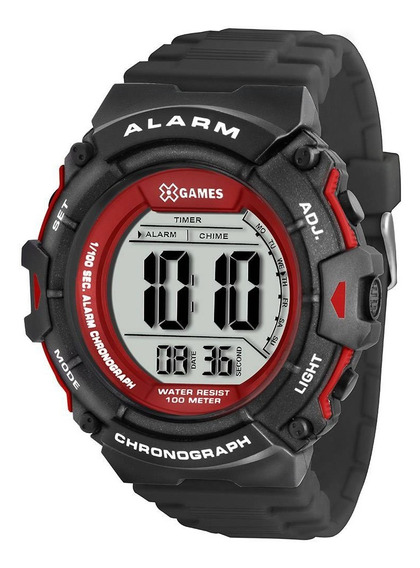 Relógio X-games Masculino Xmppd311 Bxpx C/ Garantia E Nf