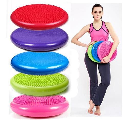 Imagen 1 de 3 de Bosu Pelota Grande De Equilibrio Yoga Pilates Gym Terapia