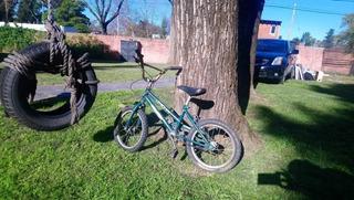 Bicicleta Bmx Niño Rodado 12 Liquido