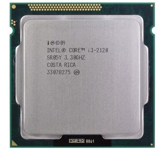 Processador Core I3 2100 3,1 Lga 1155 Novo Oem Nf-e + Brinde