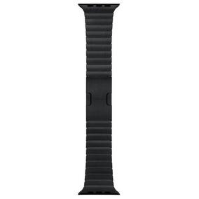 Pulseira De Elos Para Apple Watch 38 Mm, Space Black