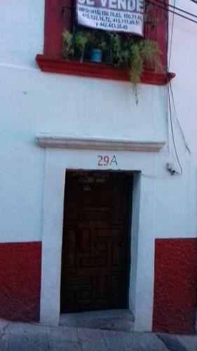 Casa En Venta (para Remodelar) En El Centro De San Miguel