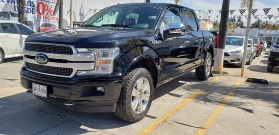 Ford Lobo 3.5 Platinum Cabina Doble 4x4 2018