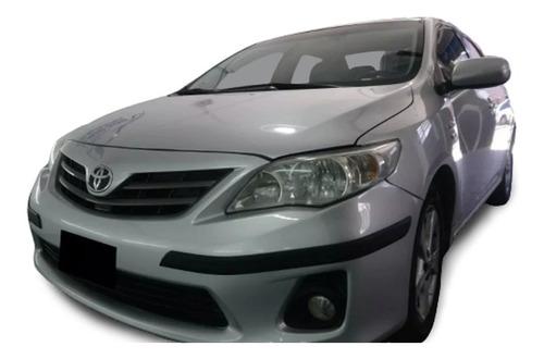 Protectores De Paragolpes Toyota Corolla 2008 Al 2013 Negros