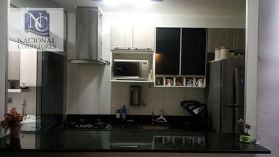 Apartamento Residencial À Venda, Parque São Vicente, Mauá. - Ap6960
