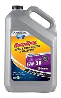 Aceite Sintético 5w30 Autozone Garrafa