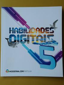 Livro Habilidade Digitais 5 Editora Moderna