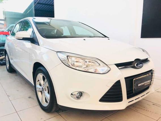 Ford Focus 1.6 Flex Aut. 2014 Aceitamos Troca E Financiamos
