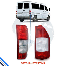 Lanterna Traseira Direita Mercedes-benz Sprinter 2012-2016