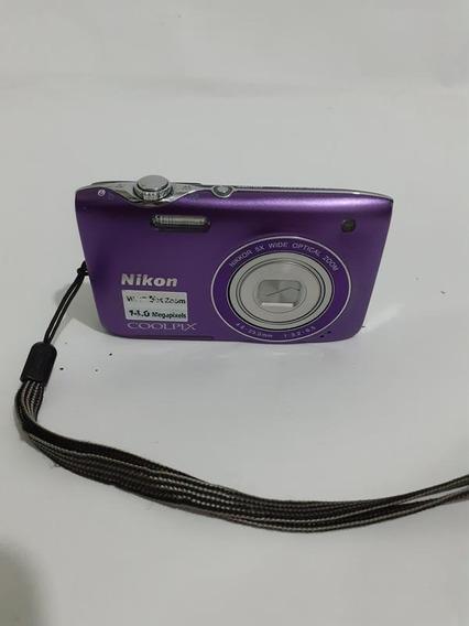 Camera Digital Nikon Coolpix S3100