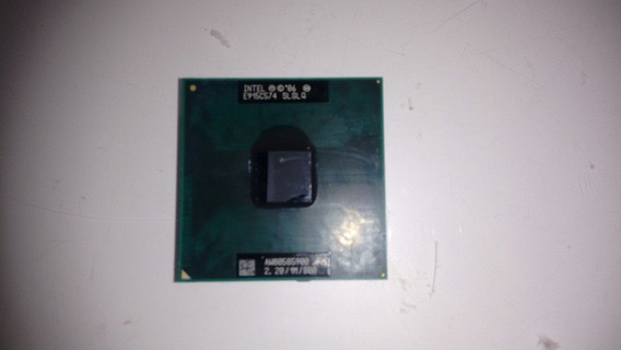 Processador Intel Celeron 900 Slglq(1m Cache, 2.2ghz)