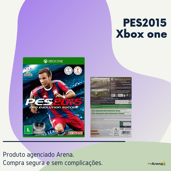 Pes2015 Xbox 360