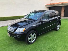 Mercedes-benz Clase M 5.0l Ml 500 306hp Mt 2007