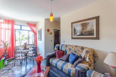 Apartamento No 2º Andar Mobiliado Com 2 Dormitórios E 1 Garagem - Id: 892931371 - 231371