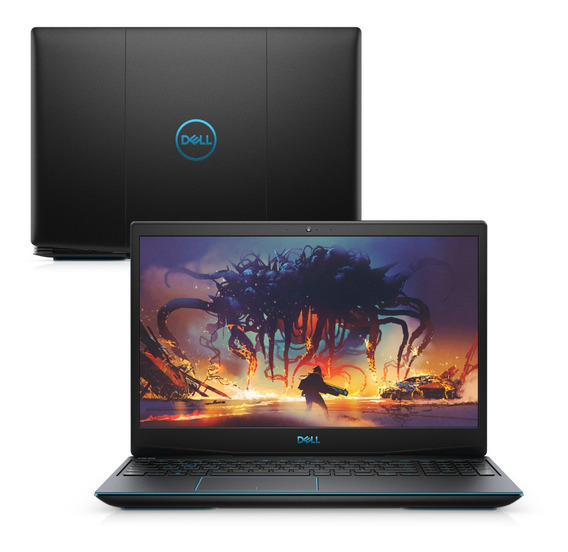 Notebook Gamer Dell G3 3590 Core I5 8gb 256gb Ssd Gtx 1050