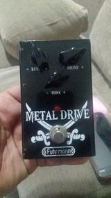 Pedal Furhmann Metal Drive