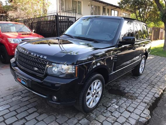 Land Rover Range Rover 4.4 V8 Diesel Vogue 2012