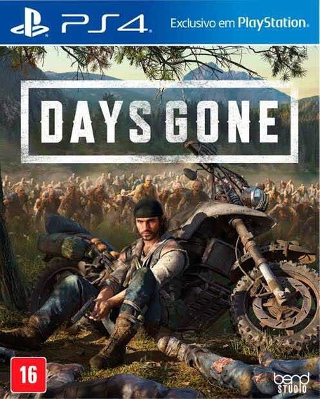 Days Gone Mídia Física
