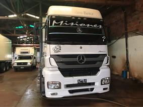 Mercedes-benz Axor 2015