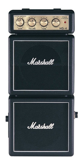 Mini-combo Marshall Ms-4 Amplificador Para Guitarra