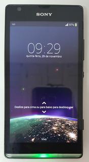 Sony C5303 Xperia Sp 8gb 4g Nf-e Original Preto Semi Novo