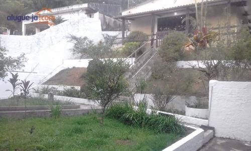 Chácara Com 3 Dormitórios À Venda, 788 M² - Vila São Pedro - Suzano/sp - Ch0188