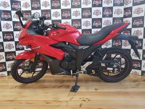 Suzuki Gixxer Sf 150 2018 0km Roja