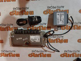 Kit Módulo Injeção 51876450 Uno Fire 1.0 8v Flex Iaw 4cf.uf