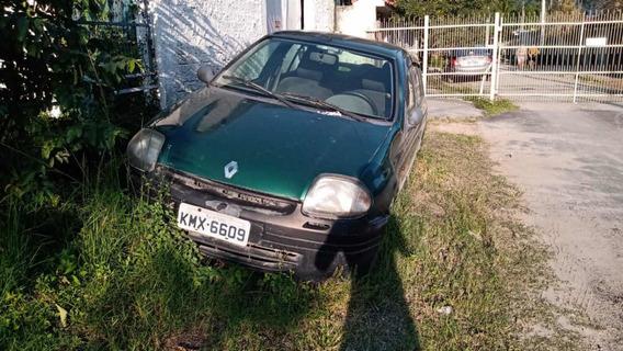 Renault Clio 1.0 16v