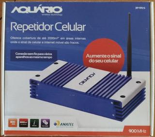 Repetidor Celular, 900 Mhz- Aquário Rp-970 S