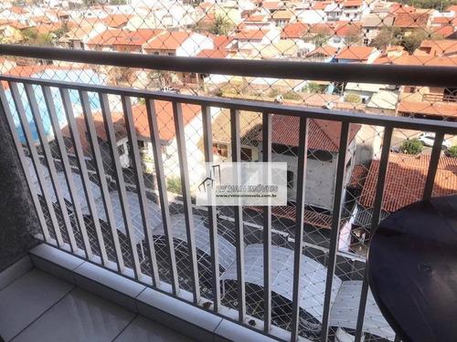Apartamento Com 2 Dormitórios, 52 M² - Venda Por R$ 250.000,00 Ou Aluguel Por R$ 1.600,00/ano - Jardim Wanel Ville Iv - Sorocaba/sp - Ap1056